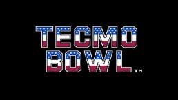 Tecmo Bowl logo