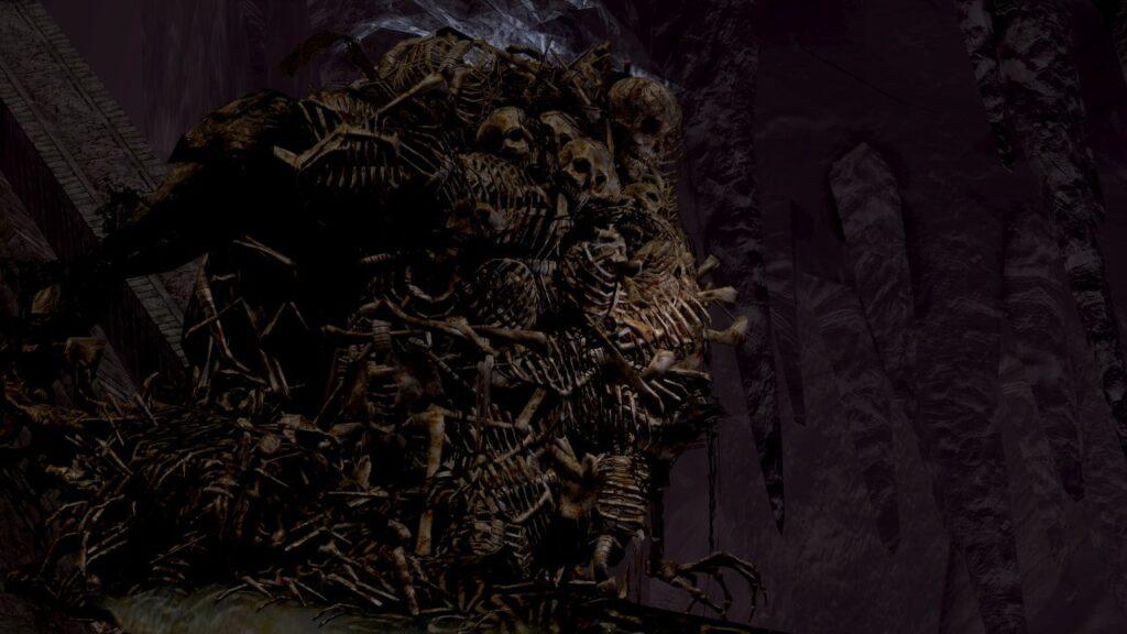 Dark Souls Remastered - Death lord Nito