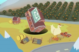 Donut County Switch Review