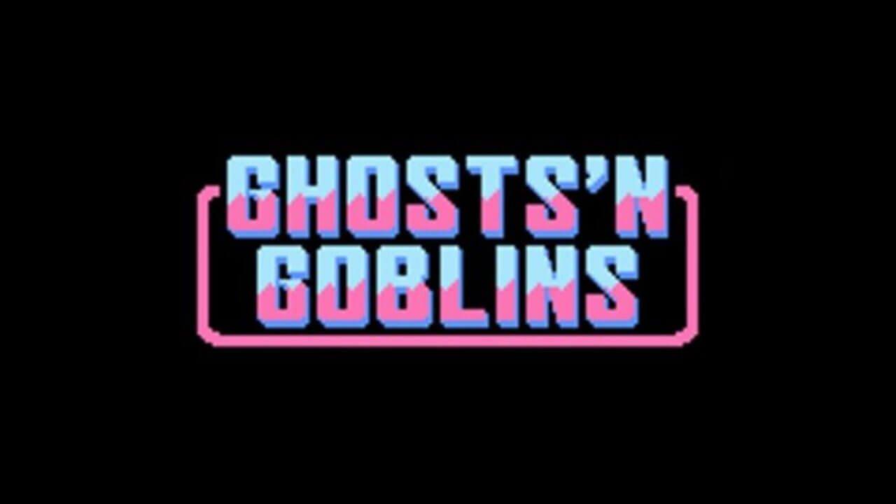 Ghosts N' Goblins logo