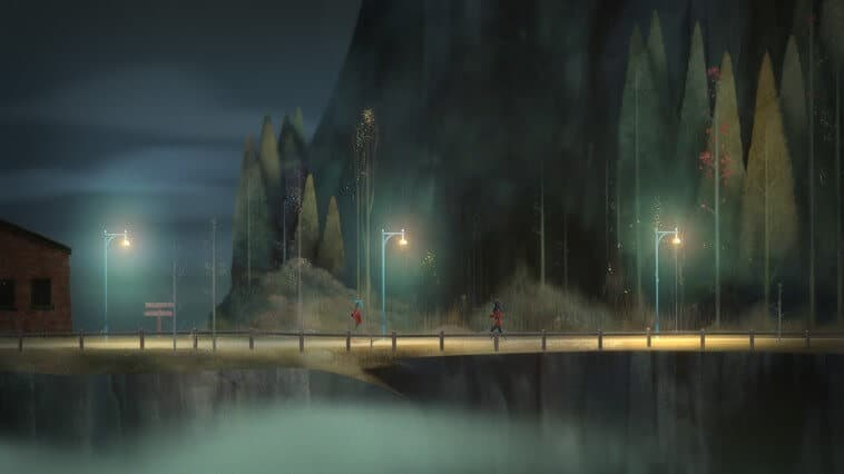Oxenfree Switch Review