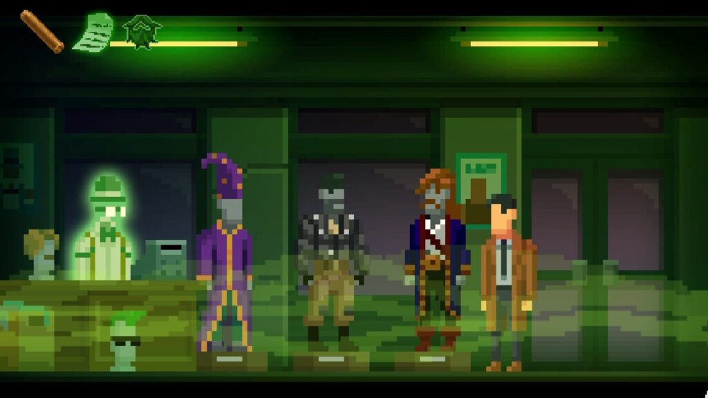 The Darkside Detective - Costume shop featuring Guybrush Threepwood