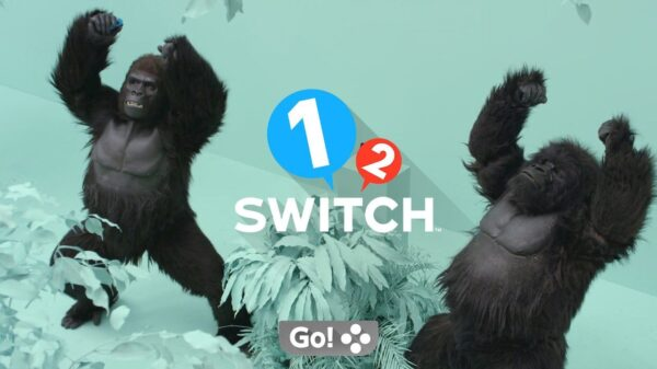 1-2-Switch - Title screen