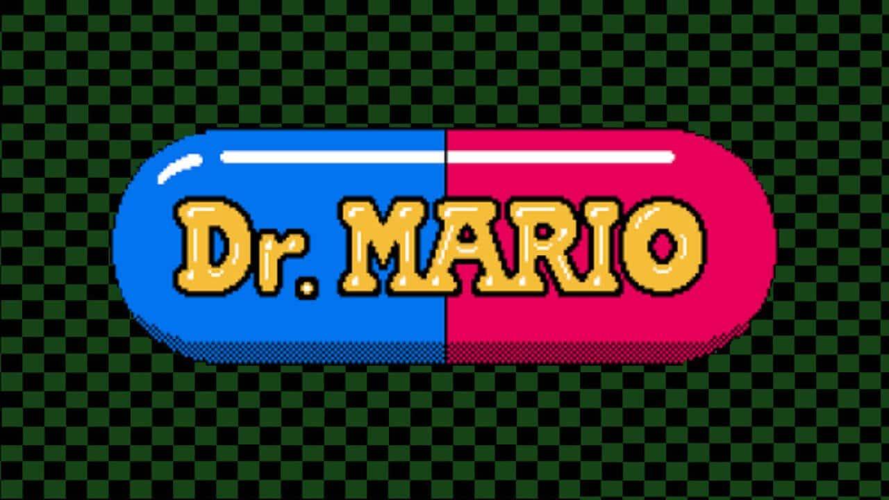Dr. Mario logo