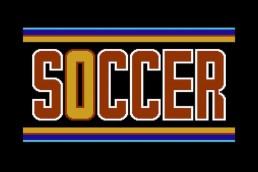 Soccer NES logo