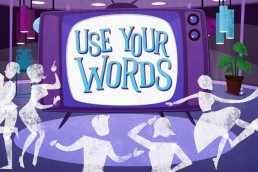 Use Your Words title screen
