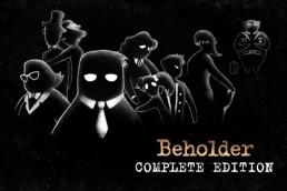 Beholder Complete Edition title screen