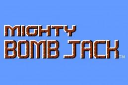 Mighty Bomb Jack logo