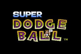 Super Dodge Ball logo