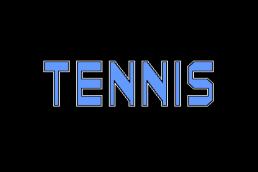 Tennis logo from NES online