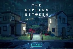 The Gardens Between - Title screen