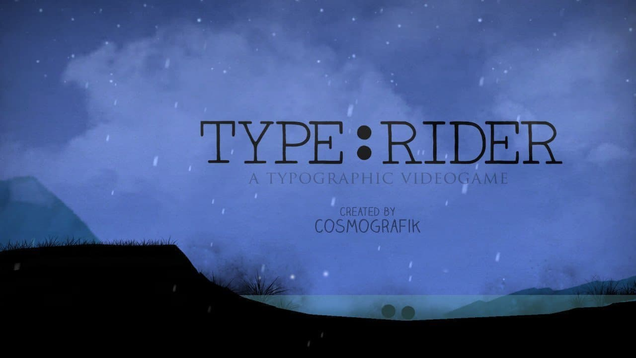 Type:Rider title screen