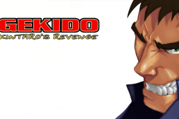 Gekido: Kintaro's Revenge - Title screen
