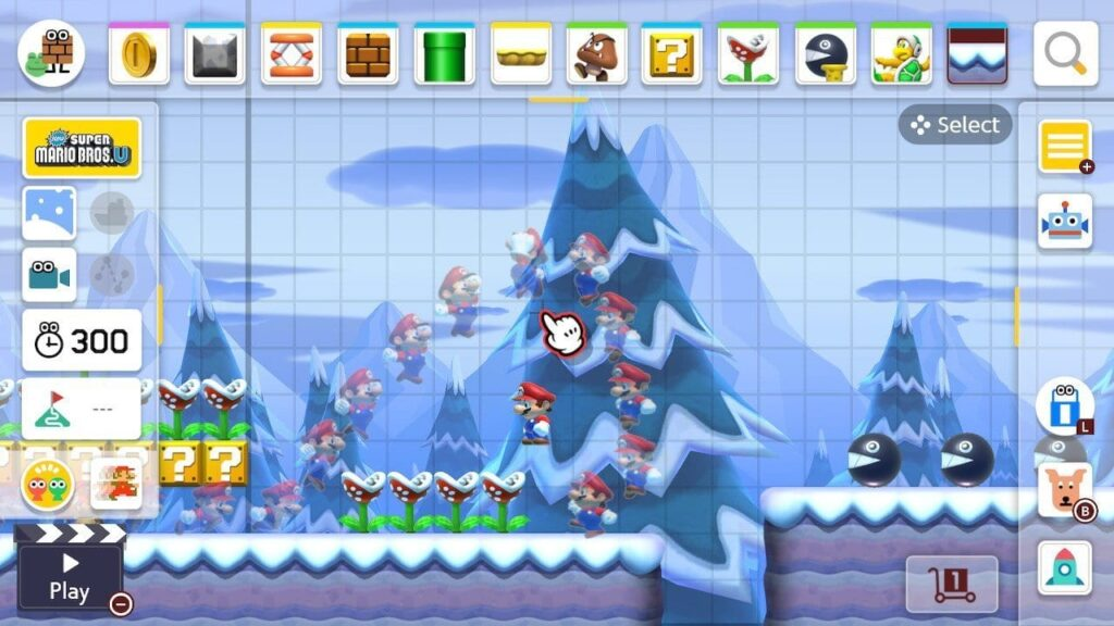 Super Mario Maker 2 Switch Review 1