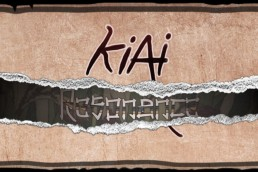 Kiai Resonance title screen