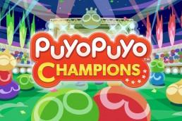 Puyo Puyo Champions - Title
