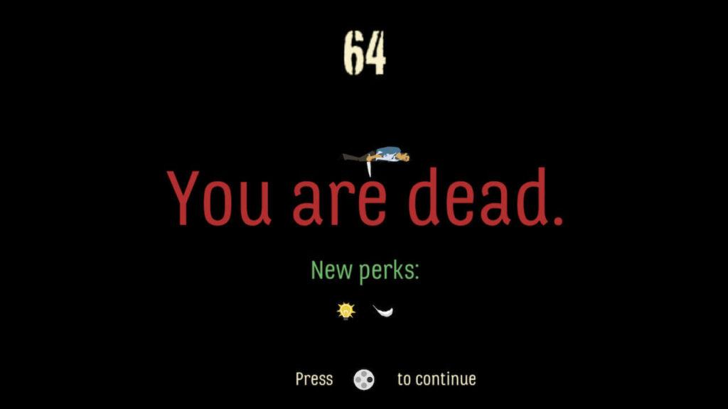 Skyhill - you are dead