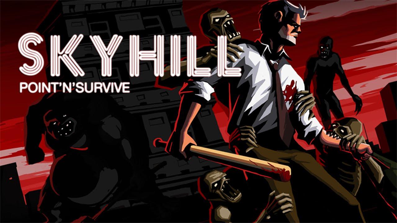 Skyhill promo cover
