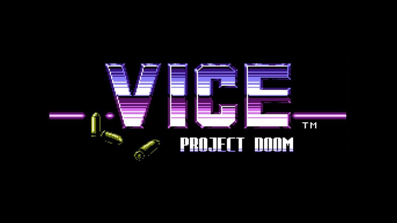 Vice Procject Doom logo