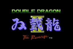Double Dragon II logo