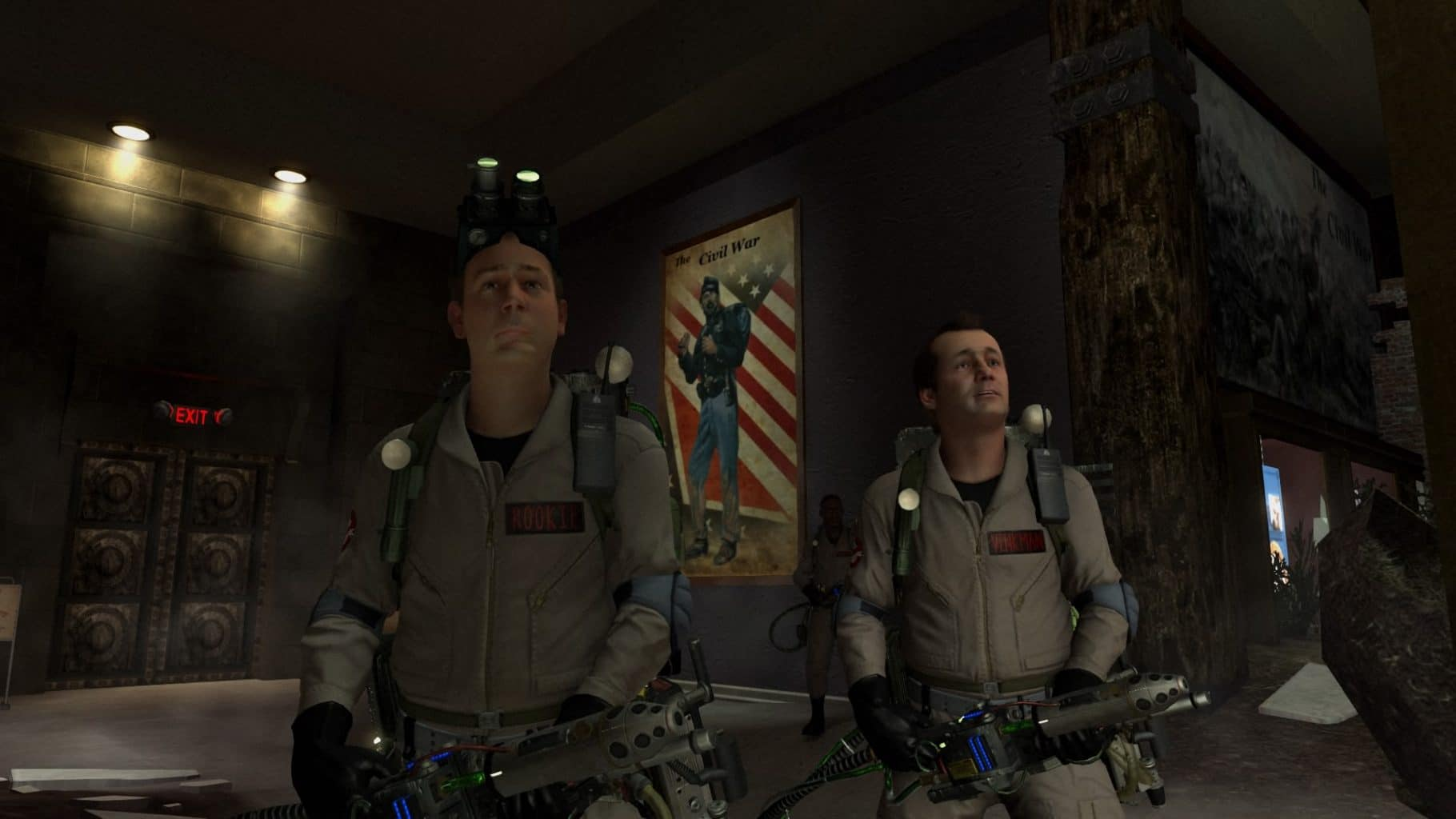 Ghostbusters: The Video Game Remastered Featured