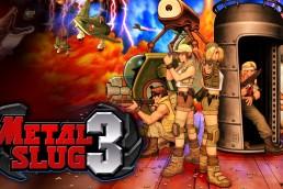 Metal Slug 3 featured