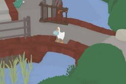 Untitled Goose Game featured