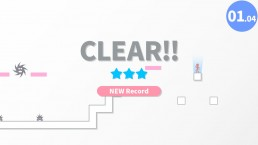 Cleared with 3 stars - 10 Second Run RETURNS