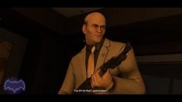A showdown with the mafia boss