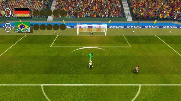 Super Arcade Soccer - Penalty