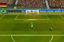 Germany steps up for the first penalty