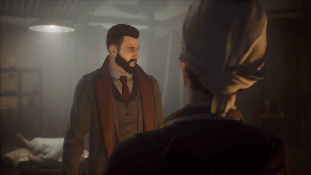 Vampyr - Interview