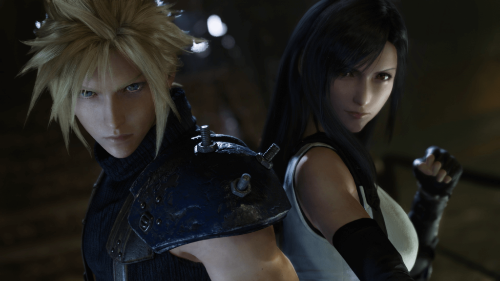 Press image for Final Fantasy VII Remake