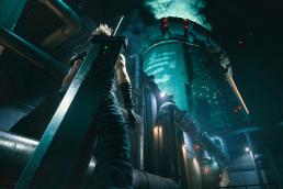 Press image for Final Fantasy VII Remake