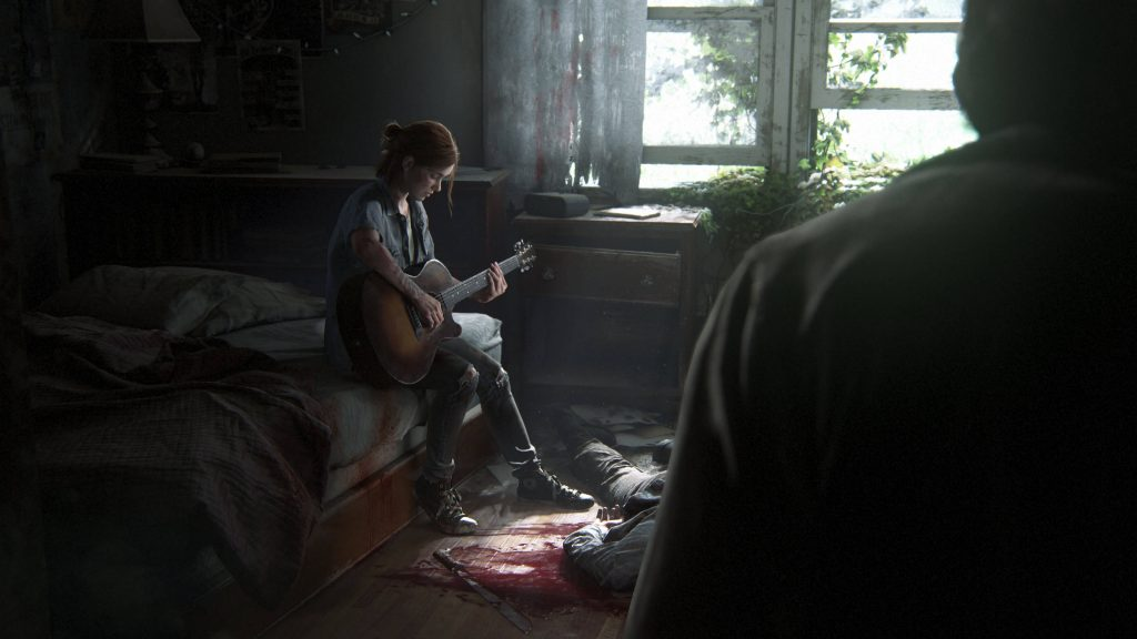 Press release for The Last of Us Part II