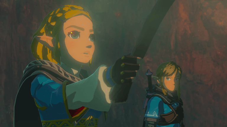 Press images for The Legend of Zelda: Breath of the Wild 2
