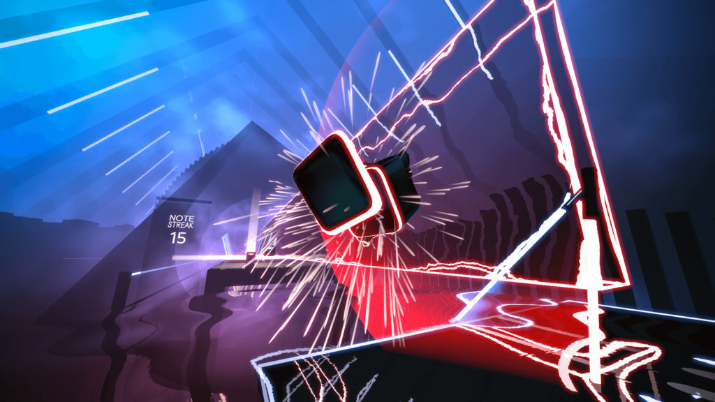 Beat Saber press image