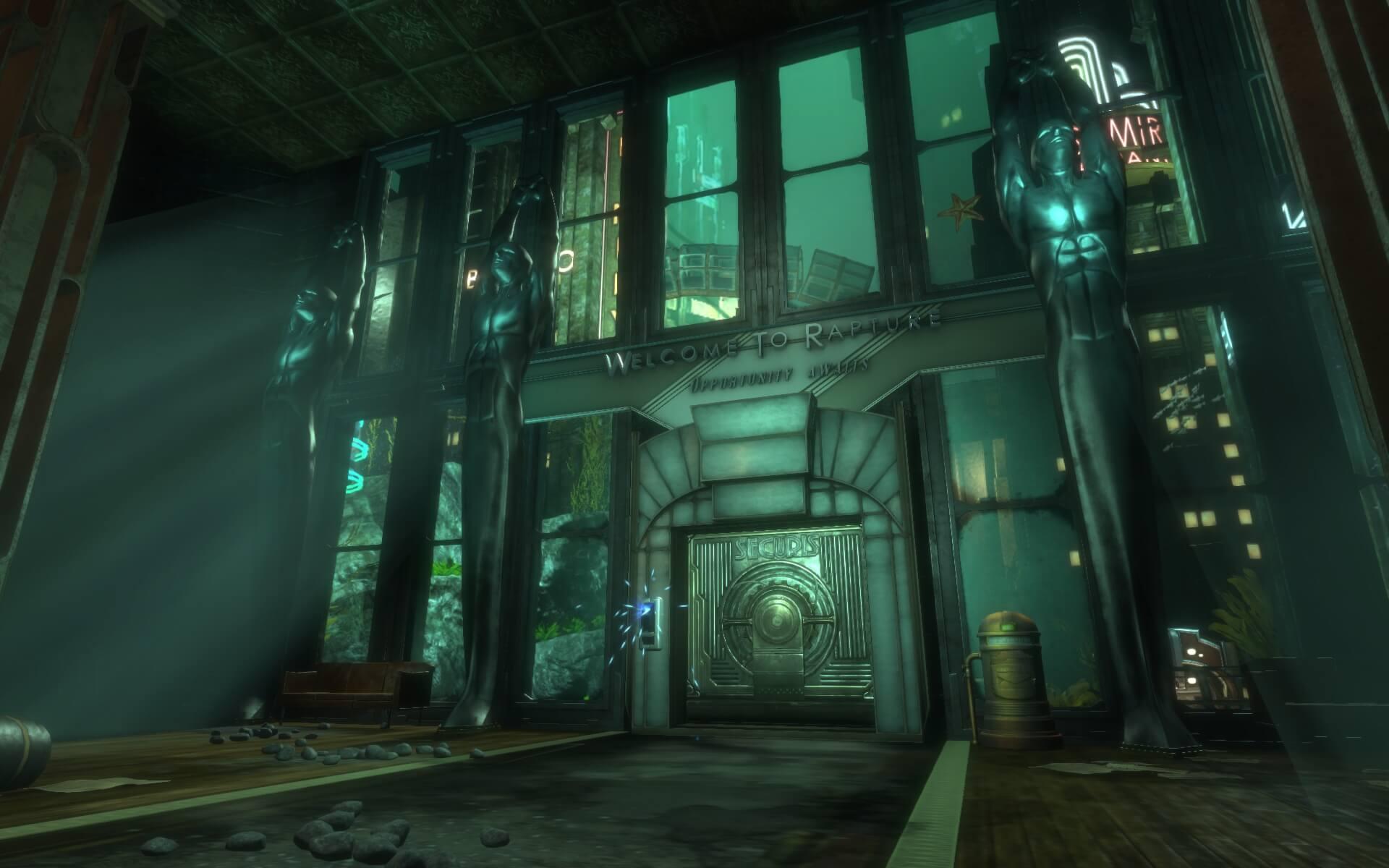 BioShock Collection - BioShock Rapture