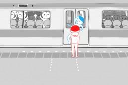 Kuuykiyomi Consider It - Train