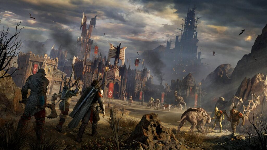 Press image for Middle-earth Shadow of War