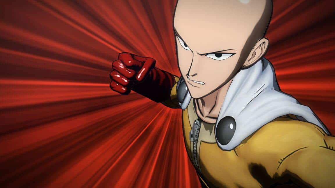 One Punch Man A Hero Nobody Knows - Saitma