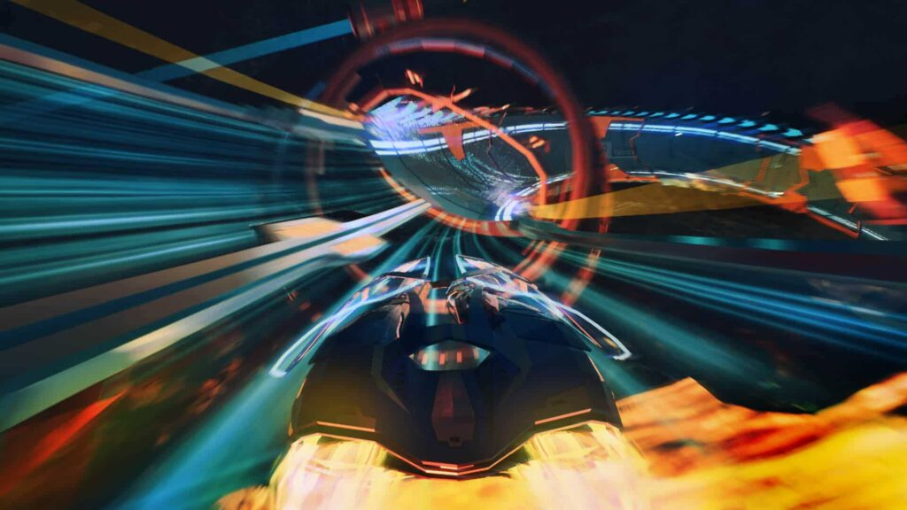 Redout physical release out on Switch from 27th March 2020
