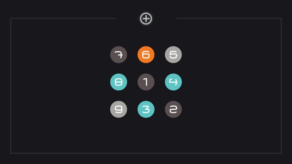 SEN Seven Eight Nine - Numbers