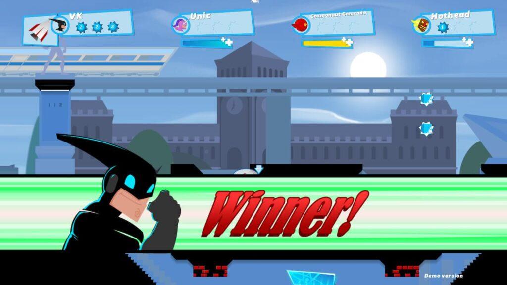 SpeedRunners - Winner