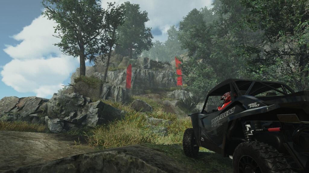 Overpass screenshot from Zordix Racing