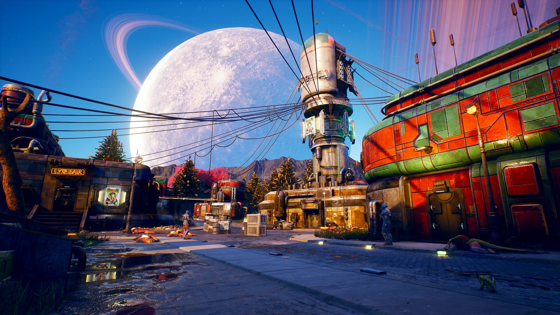 The Outer Worlds coming to the Switch