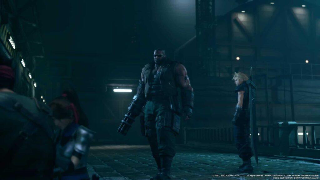 Final Fantasy VII Remake - Intro