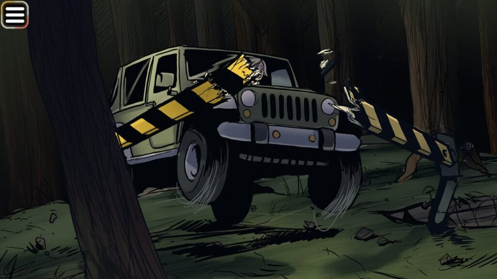 Perseverance - Jeep