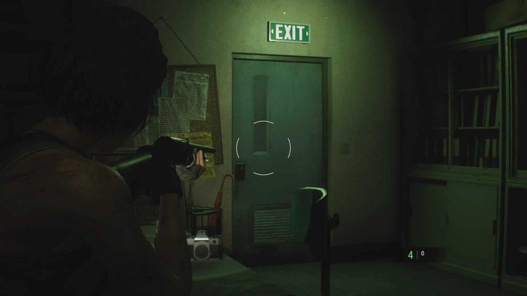 Resident Evil 3 - Shotgun