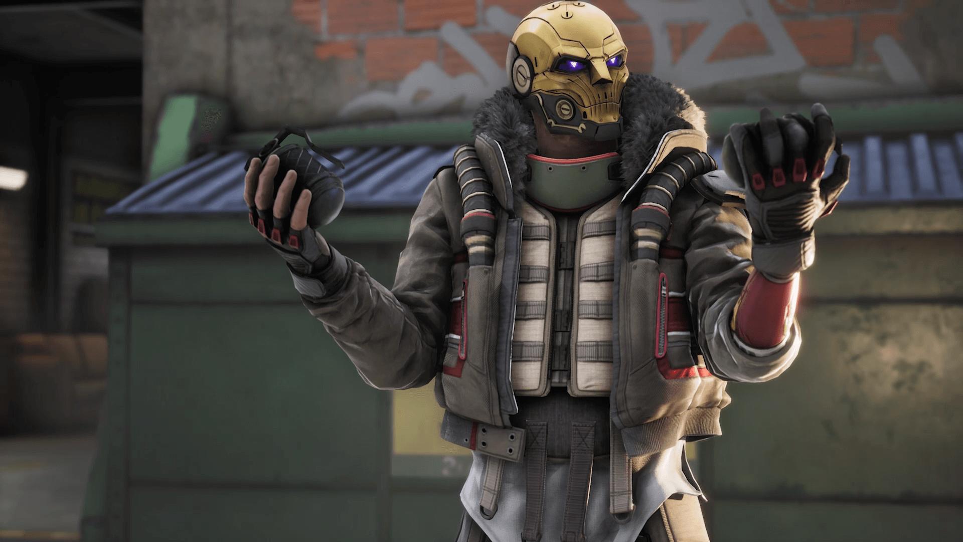 Rogue Company - Grenades